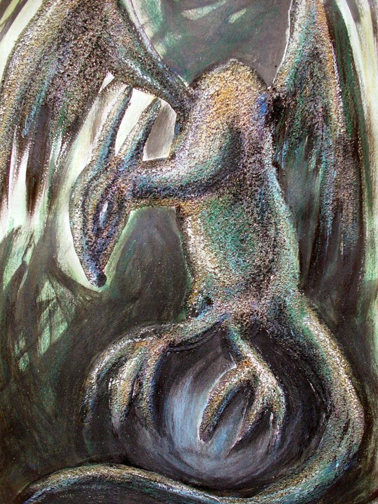 Dragon Irisé